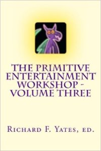 primitive entertainment workshop vol 3 cover