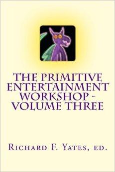 primitive entertainment workshop vol 3 cover