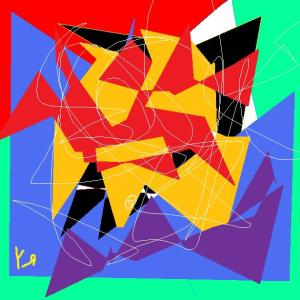 abstract (complex function of art)
