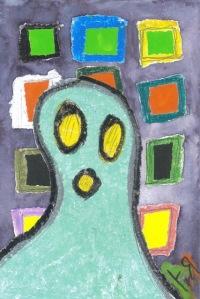 8 - Little Ghost