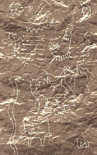 cave art