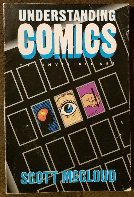 understanding comics (1993)