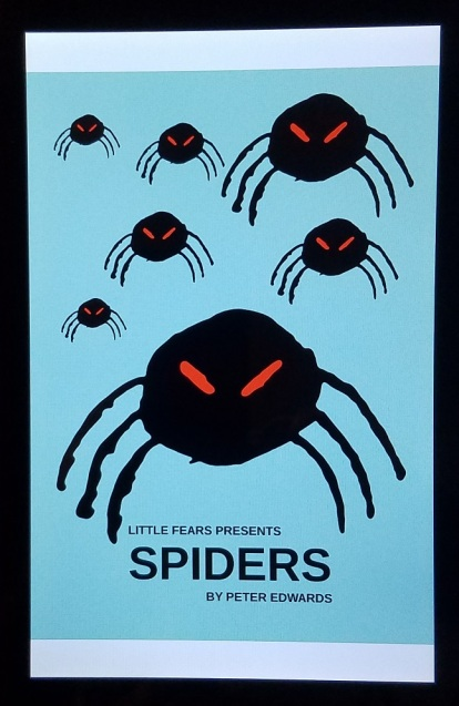 spiders (2017) - (peg)