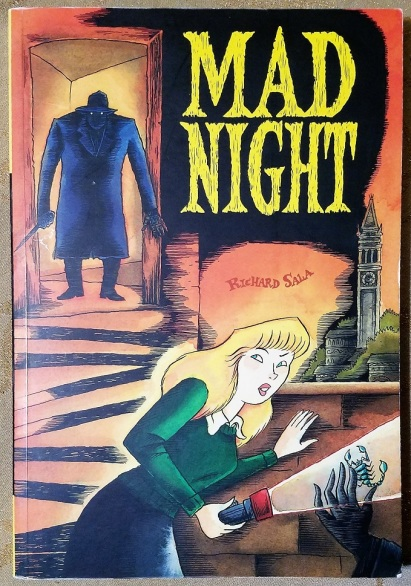 mad night (2005) - (peg)