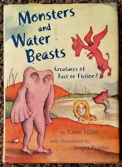 monsters and water beasts (2007) - (peg)