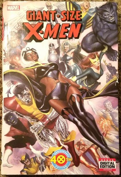 giant-size x-men (2015) - (peg)