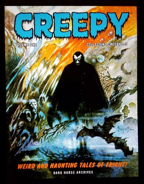 creepy volume one (2008) - (peg)