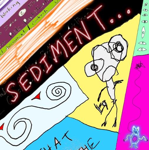 sedimentary lifestyle (29 jan. 2018) by rfy - (peg)