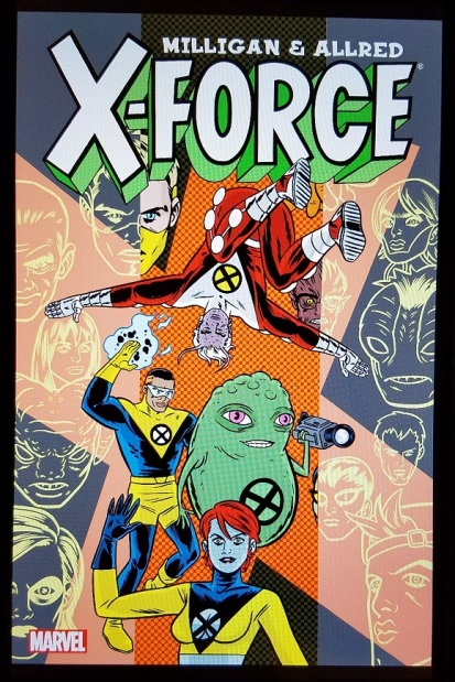 x-force - new beginnings (2017) - (peg)