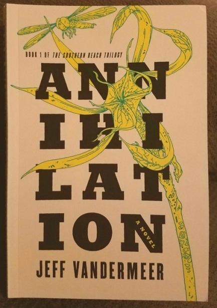 annihilation (2014) - (peg)