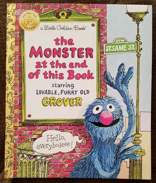 the monster at the end of this book (1971-1999) - (peg)