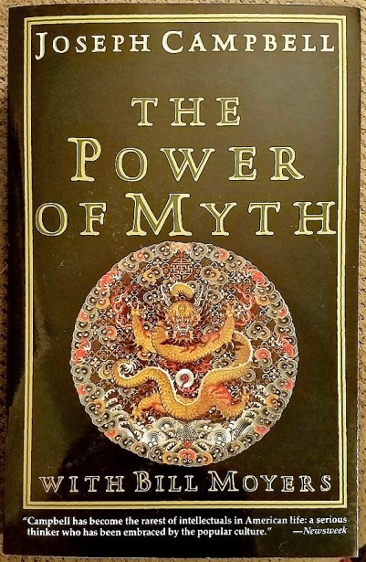 the power of myth (1988-1991) - (peg)