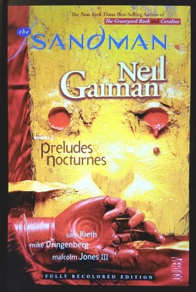 sandman - preludes (1991 - 2010) - (peg)