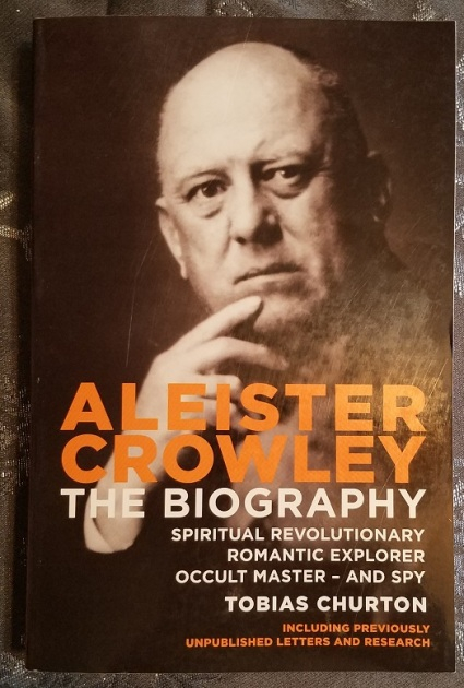 aleister crowley (2011) - (peg)