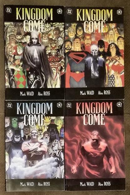 kingdom come (1996) - (peg)