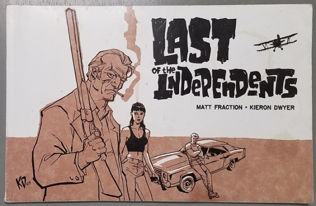 last of the independents (2003) - (peg)