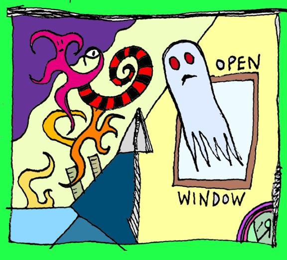 open window (3 apr. 2018) by rfy - (peg)