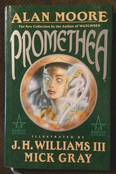 promethea - book 1 (2000) - (peg)