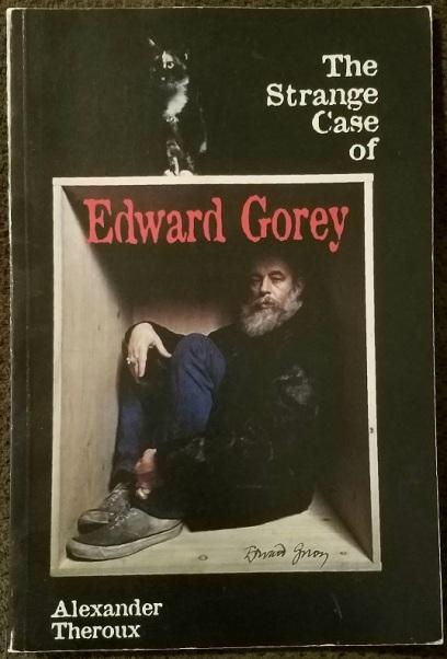 the strange case of edward gorey (2000-2002) - (peg)