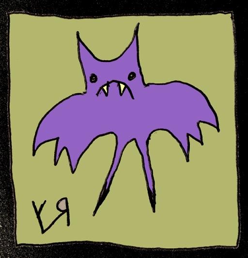 bat ballerina (30 may 2018) by rfy - (peg)