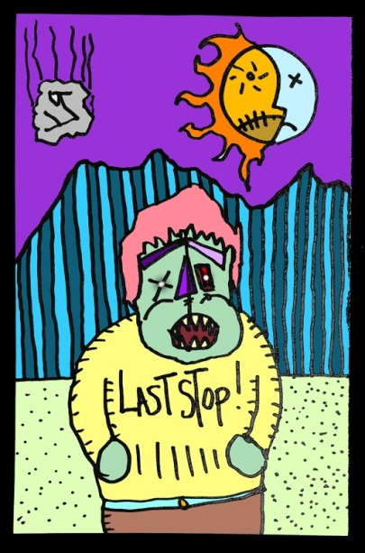 last stop(exclam) (10 may 2018) by rfy - (peg)
