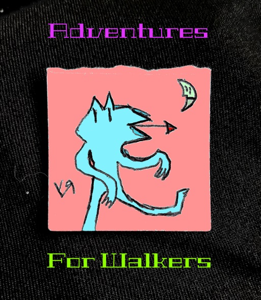 adventures for walkers (2 jun. 2018) by rfy - (peg)