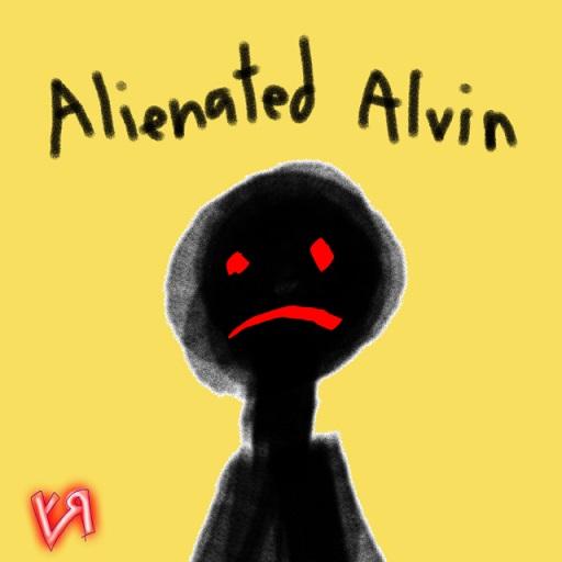alienated alvin (1 jun. 2018) by rfy - (peg)