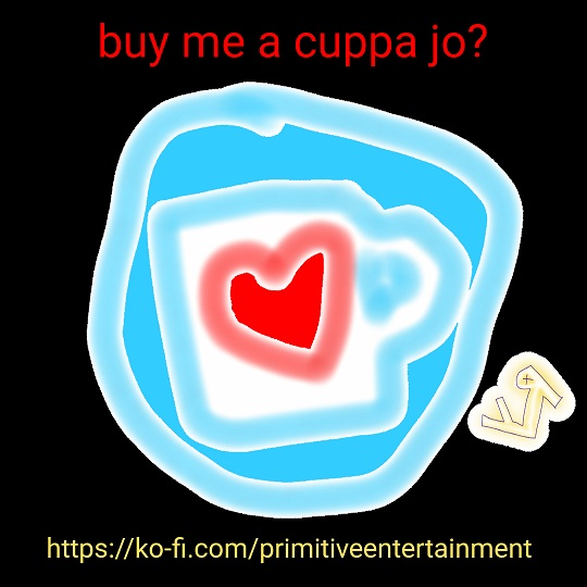 buy me a cuppa jo (14 jun. 2018) by rfy - (peg)
