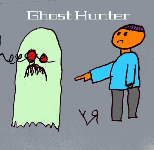 ghost hunter (20 jun. 2018) by rfy - (peg)