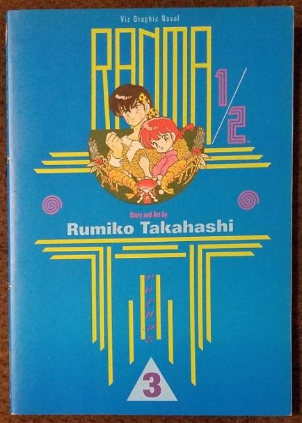 ranma vol. 3 (1994 2002) - (peg)