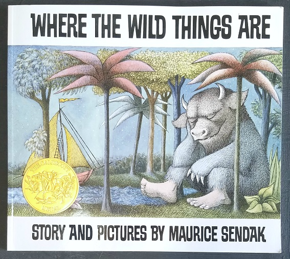 where the wild things are (1963-2013) - (peg)