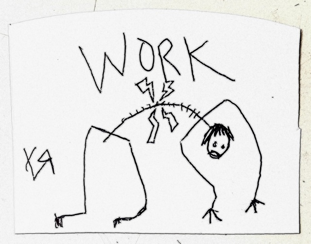 work (8 jun. 2018) by rfy - (peg)