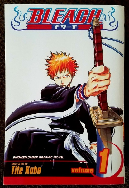 bleach volume 1 (2001-2004) - (peg)