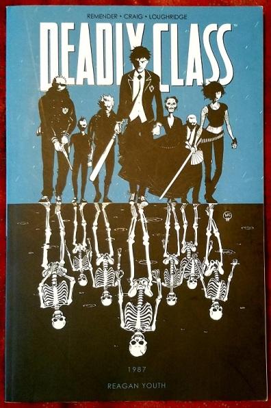deadly class (2014) - (peg)