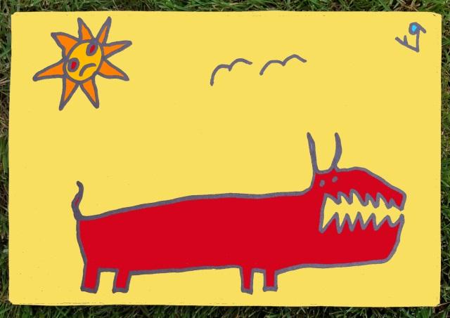 hot dog (9 jul. 2018) by rfy - (peg)