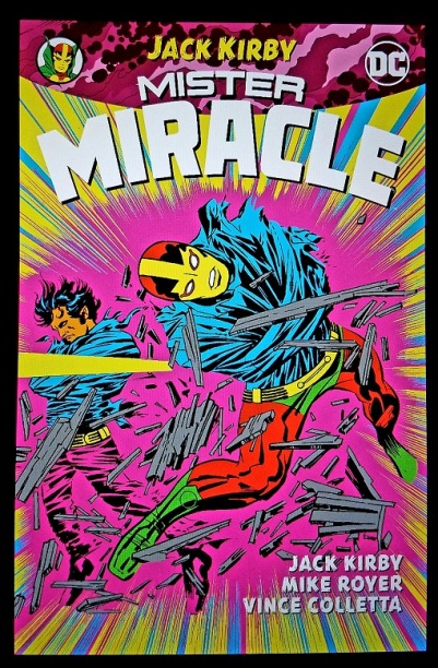 mister miracle (2017) - (peg)