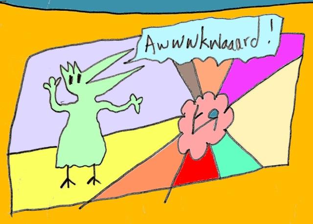 awwwkwaaard (28 aug. 2018) by rfy - (peg)
