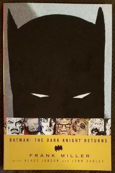 dark knight returns - (peg)