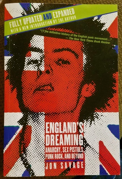 englands dreaming (1991-2001) - (peg)