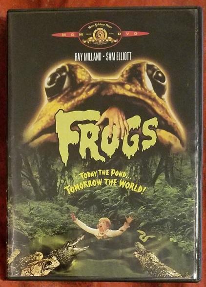 frogs (1972) - (peg)