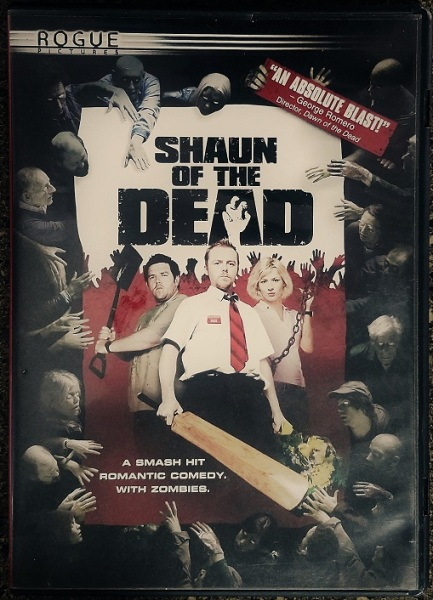 shaun of the dead (2004) - (peg)