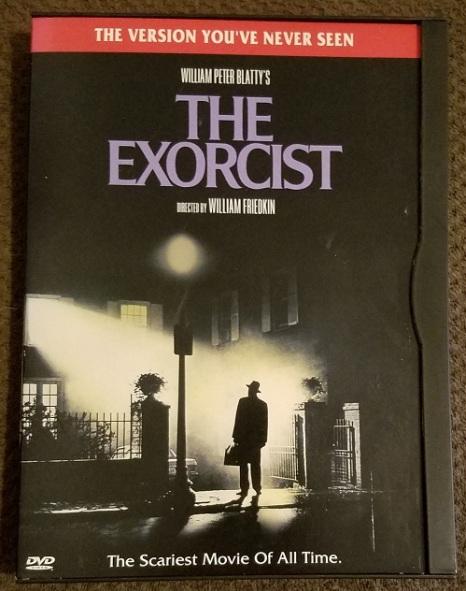the exorcist (1973-2000) - (peg)