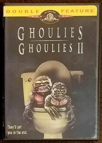 ghoulies (1985) - (peg)