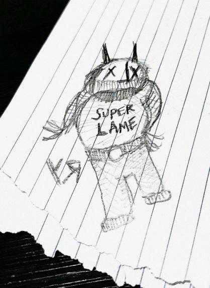 (mksp 1) - super lame (28 sep. 2018) by rfy - (peg)