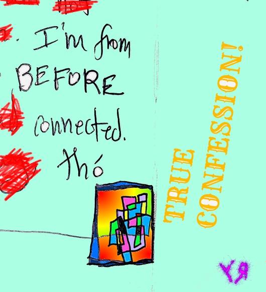 true confession b - (peg)