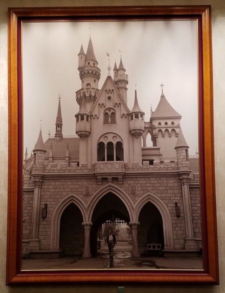 artx 20 - disney at the castle
