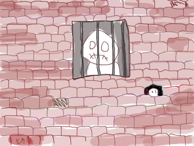 dada 3 - behind the worry wall - (peg)