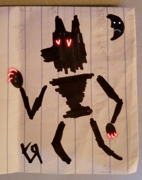 werewolf (29 nov. 2018) by rfy - (peg)