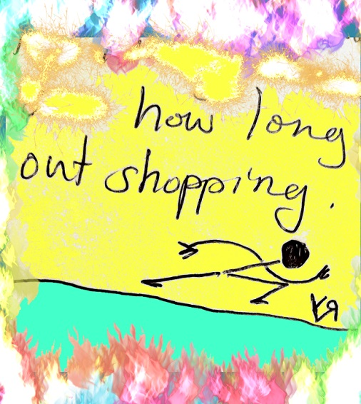 how long out shopping (2 dec. 2018) by rfy - (peg)