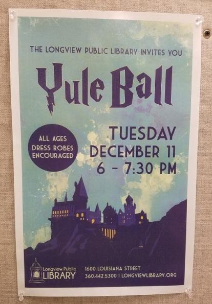yule ball 1 - (peg)